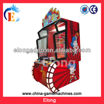 2014 Amusement redemption game machine, Kids Basketball simulator, coin operate street basketball