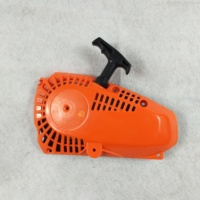 2500 chain saw recoil starter 25cc spare parts