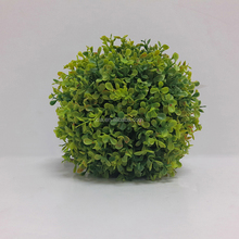 Factory Price Plastic Artificial Grass Ball Topiary, Boxwood Topiary