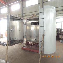 electroplating vacuum coating machine/thermal evaporation spray equipment