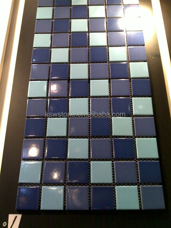 Ceramic mosaic for swimming pool tile for sale