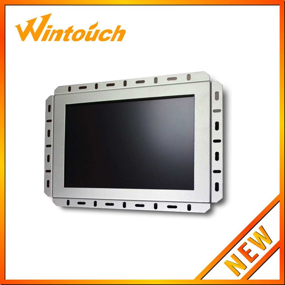 10.1 inch Projected capacitive touch monitor with VGADVI AV HMID USB input