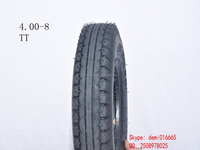 2015 hot sale high quality low price XD-047 autobike TT tire 4.00-8 motorcycle tire