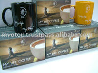Competitive Price Body Beauty Bulk Instant Coffee
