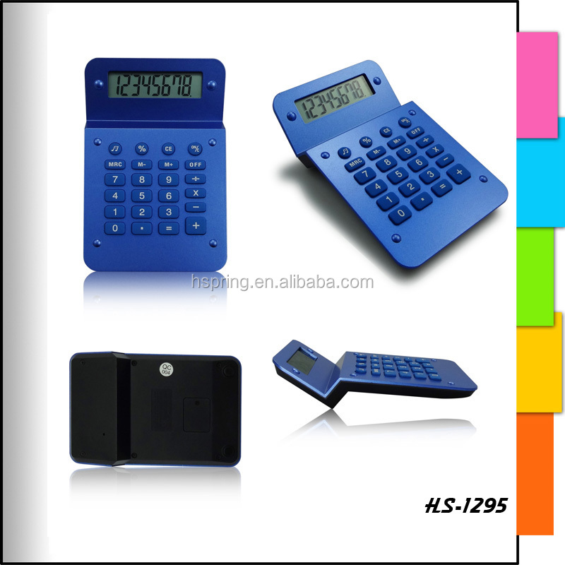 promotional gift solar calculators