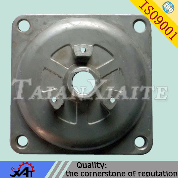 iron clay sand casting chamber cover