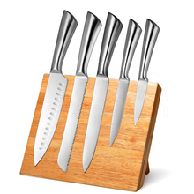 Kitchen multicolor 6 pieces swiss line knife