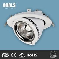 2015 High Quality 3 Year Warranty COB Latest 30w led ceiling/downlight