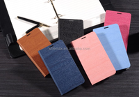 Flip wallet luxury leather stand case for Samsung galaxy S5