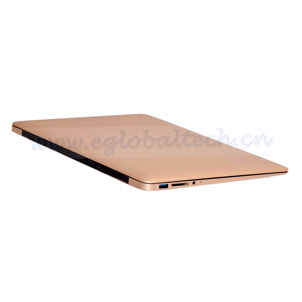 Wholesale 4/8G Ram 128/256G SSD Core i3 5005U 2.0GHz/i5 5200U 2.2GHz/i7 5500U 2.4GHz High Quality 13.3 inch Laptop Slim Notebook