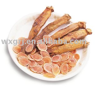 herb medicine health product plant extract Ginseng P.E. Herbal extract