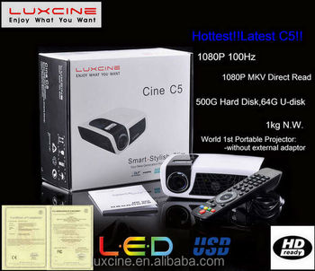 XMAX Promotion!!! Newest! Hot seller! C5 high lumens projector