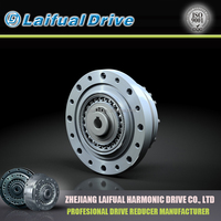 High Transmission Efficiency Harmonic Gear Reduction