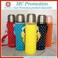 Colorful Neoprene Water Bottle Stubby Holder