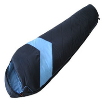 Cold weather sleeping bag perfect for hiking, backpacking, camping & travel