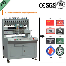 High quality promotion rubber trademark making machine