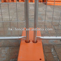 Hot Dipped Galvanised Welded Wire Temporary
