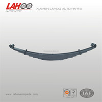 Front Assy Double Eyes Leaf Spring for Suspension