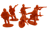 plastic mini soldier toys, small plastic soldier toy, custom plastic mini soldier
