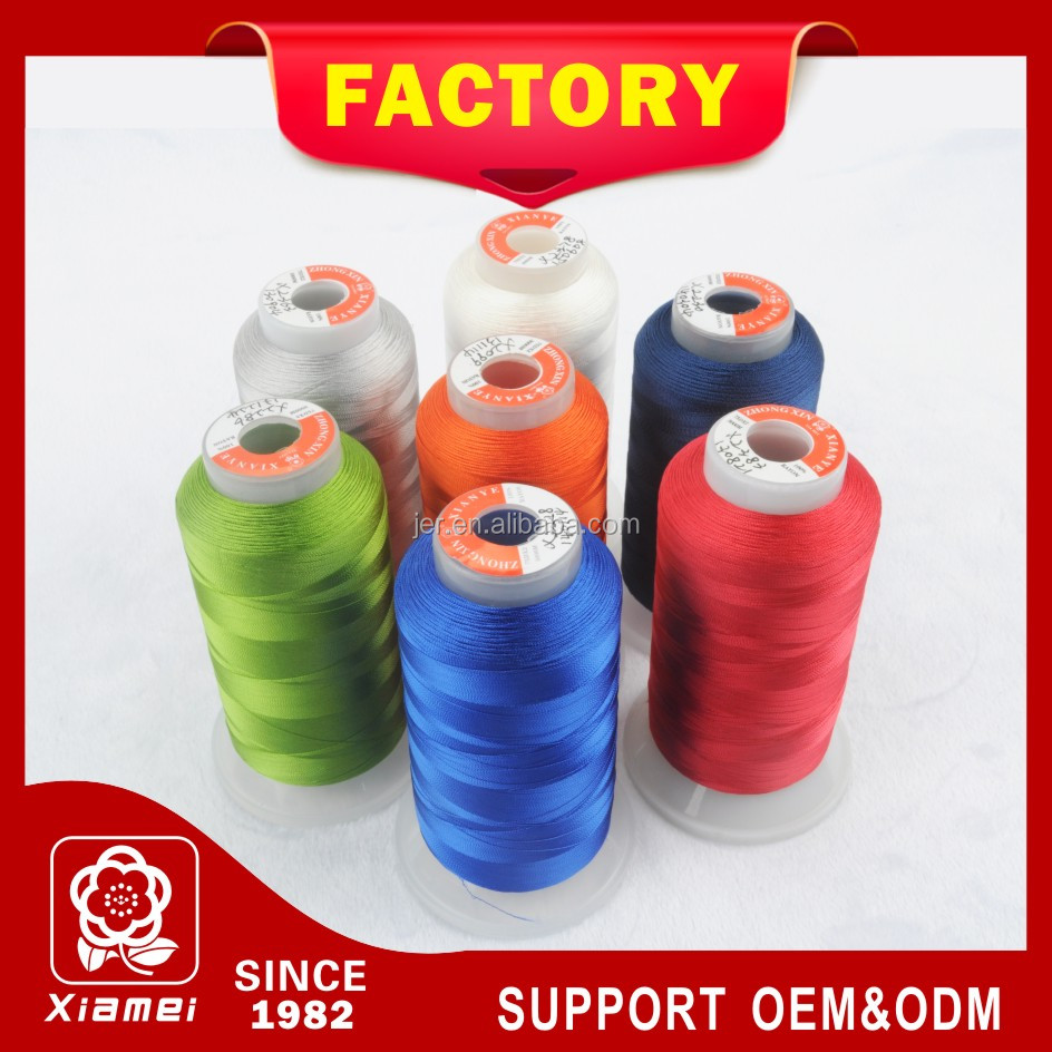 rolling embroidex embroidery machine thread