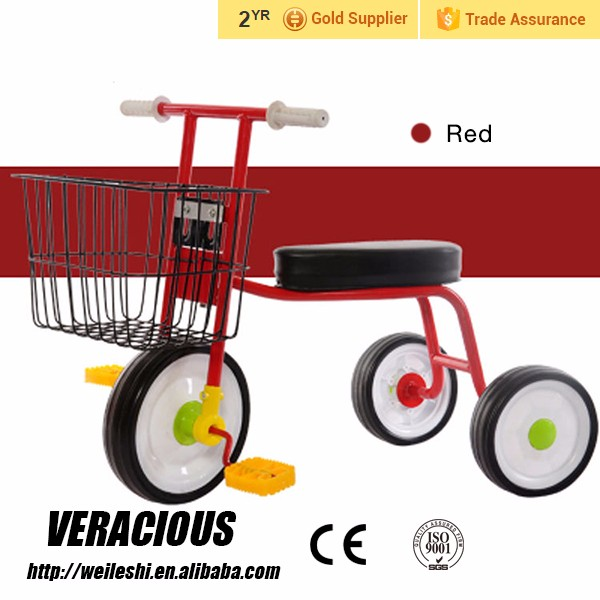 Factory price baby tricycle kids trike bike with high quality