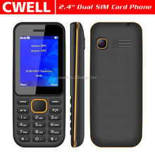ECON G240 D 2.4 inch Display Dual SIM Card Cheap Mobile Phone OEM Factory China