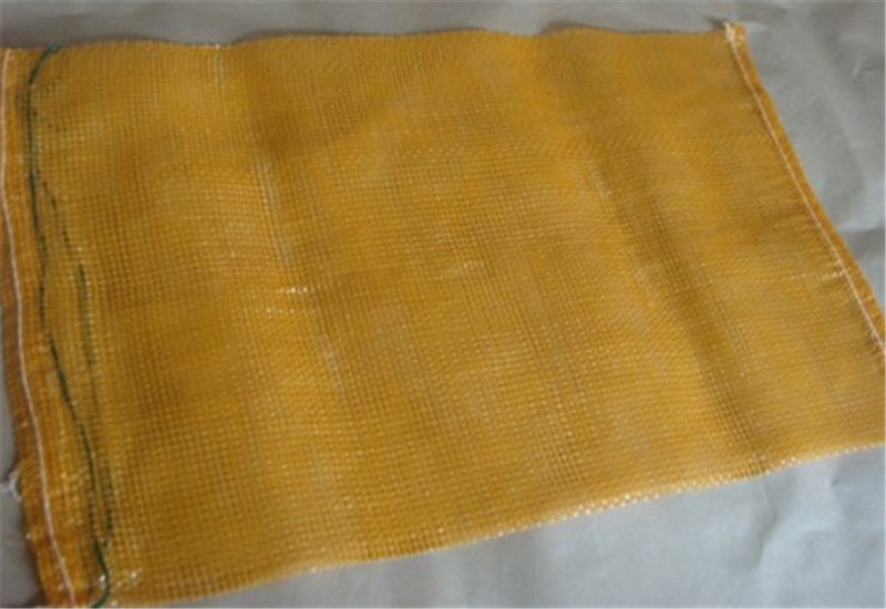 PE Raschel mesh bag for onions