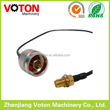 Voton RF Coaxial Antenna Cable with N Male Plug Adapter to SMA/FME/UHF/SMB/SSMB Female Jack Connector