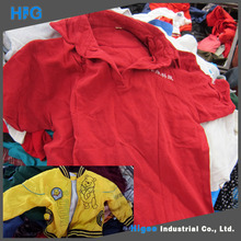 Export recycling second hand clothing grade A used summer silk skirt clothes for women in 90kg bales