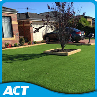 Natural Landscaping Artificial Grass Interlocking Artificial