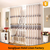 European luxury water-soluble embroidery color window curtain