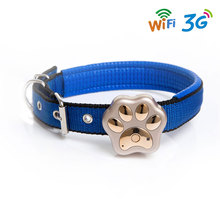 Wifi Position Low Battery Remind Advanced Mini Gps Tracking Device For Pets