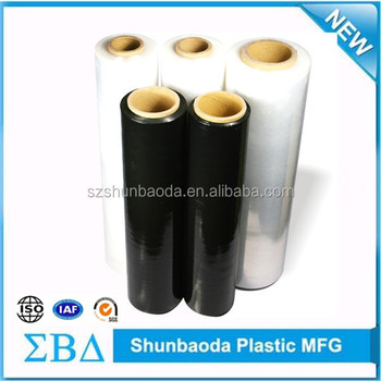 packing stretch film Water Soluble Feature silage wrap film silage film