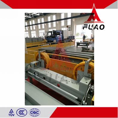 FUAO manufacturer supplier elevator parts lift cabin car frame