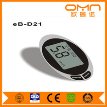 HOT Sale Quality Bluetooth 3 in 1 Blood glucose meter & Cholesterol and Uric acid / Hemoglobin meter testing