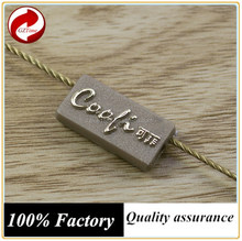 Runfa Garment accessory factory supply name tag string , supply name hang tag ,supply named hang tag string