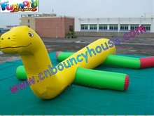 2012 NEW design! Inflatable Water Rider,Snake Inflatable Floating Water Games