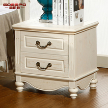White Paint Red Oak Bedroom Cabinet Solid Wooden Cabinet Designs For Small Bedroom
