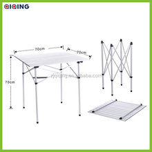 Aluminum camping table,Folding camping table HQ-1020D