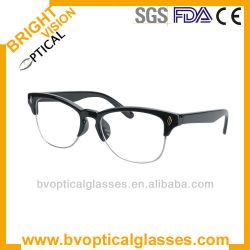 Bright Vision 0026 Cat eye High quality Most fashion acetate glasses frames