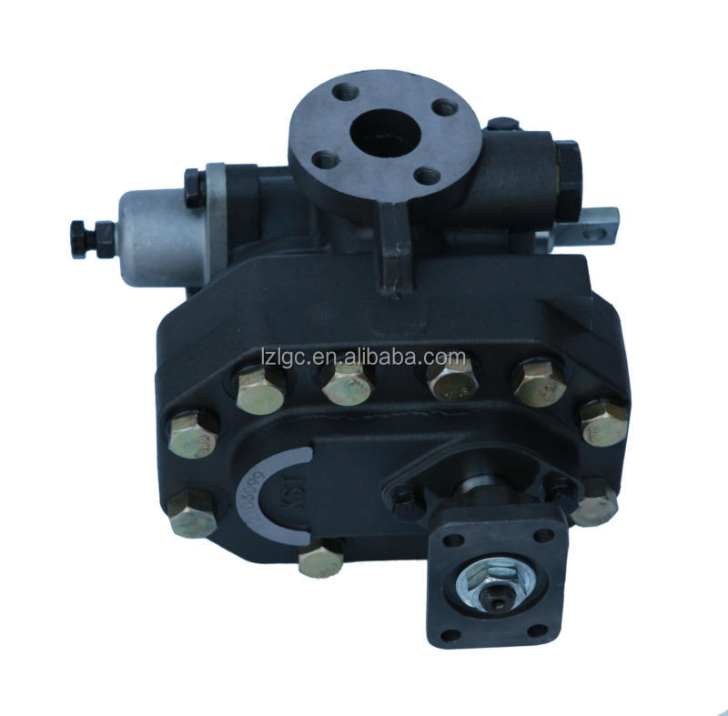 KP75 kp series Japanese type hydraulic gear oil pto pump