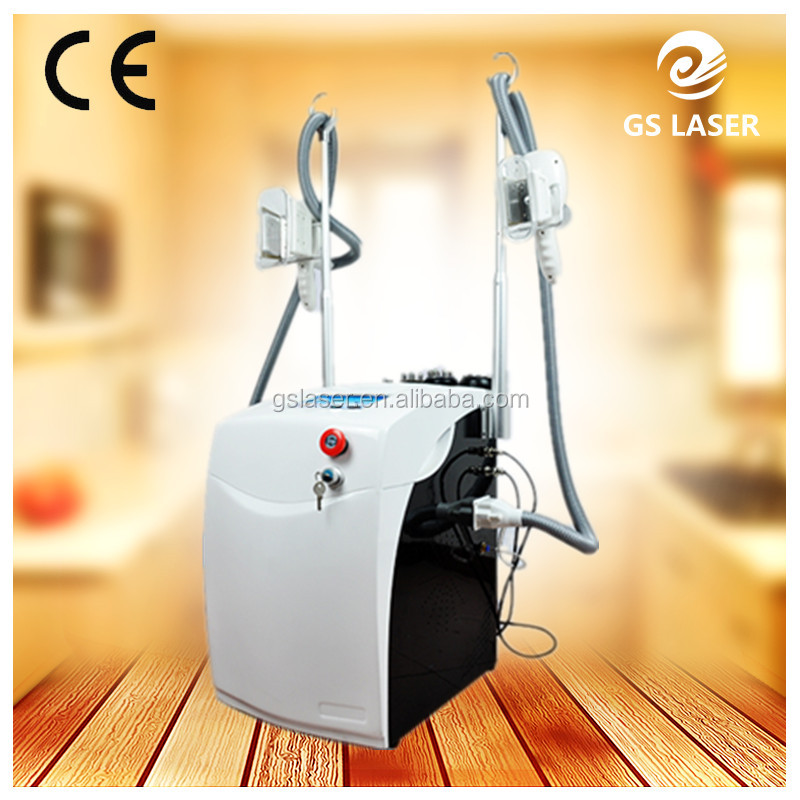 4 in 1 Coolsculption Portable Cryolipolysis Freeze Fat Machine