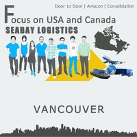 Brilliant freight forwarder shipping to vancouver