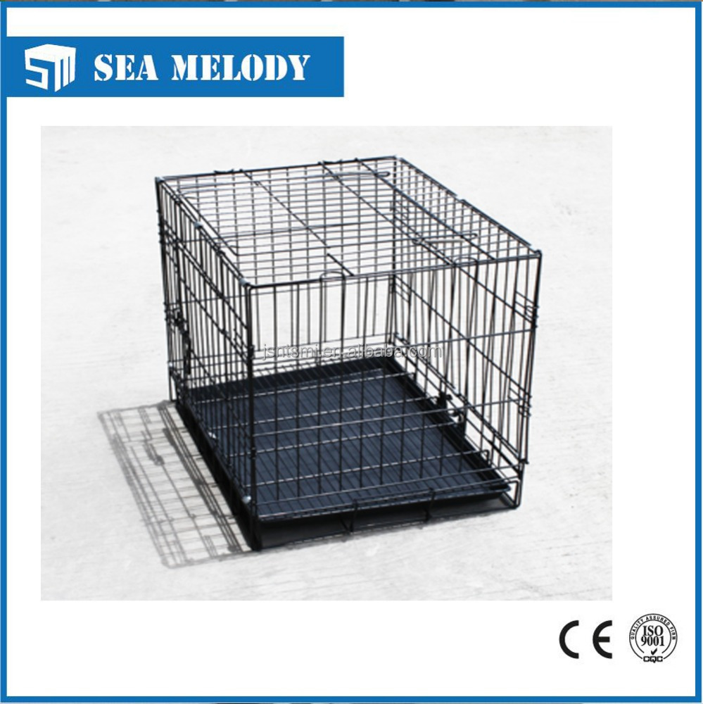 Fashion Material Small Metal Wire Pets Cage For Dog
