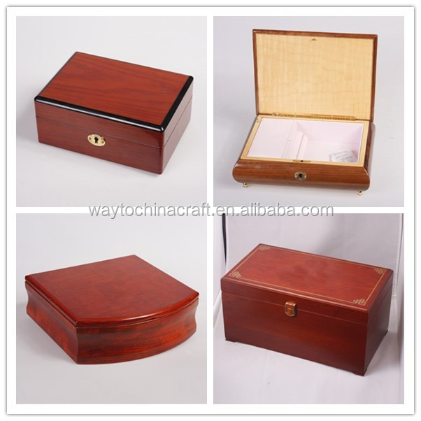 High end wood craft gifts pill, jewel, watch box, buy wooden box