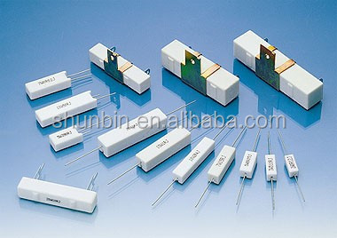 SH high power ceramic resistor