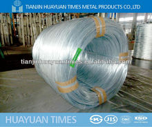 1.5-6.0mm Galvanized lead patented steel wire used for redrawing from Factory