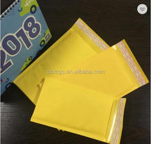 wholesales Custom logo printed kraft bubble envelope air bubble mailer express courier bag postal mailing bags