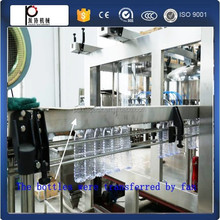 Newest humanized design bottle water washing filling capping machine water plastic bottle filling machine made in China