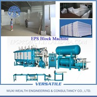 air cooling type eps block machine
